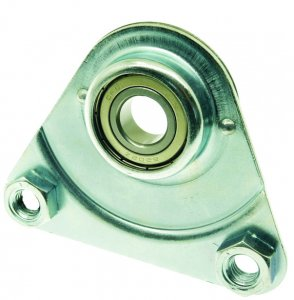 Rear wheel axle support flange for Piaggio Ciao Bravo SI