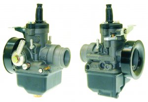 PHBL 24 BD carburettor for Ape 50 (adaptable)