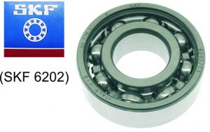 Crankshaft bearing for Piaggio Ciao Bravo SI