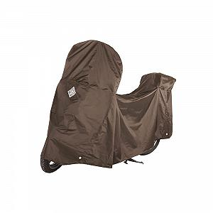Vespa oudtdoor brown polyester bike cover