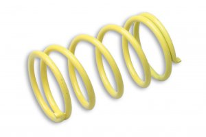 Yellow variator contrast spring (external Ø 45x77 mm - wire Ø 3.9 mm - k 8.4 for Ciao / Si / Bravo / Boxer