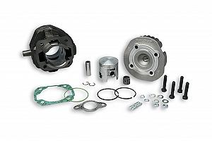 Malossi complete cast iron cylinder kit (75 cc)