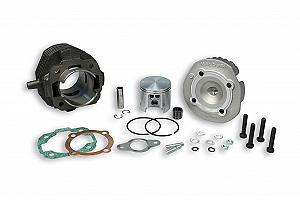 Malossi complete cast iron cylinder kit (102 cc)