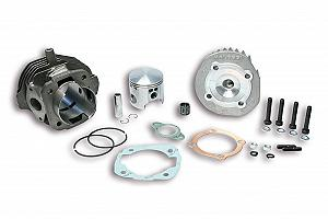 Malossi complete cast iron cylinder kit (115cc)