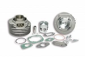 Malossi complete aluminium cylinder kit MHR (130 cc)