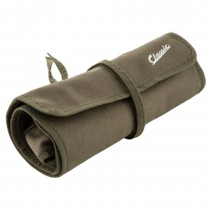 SIP olive green canvas tool bag (very roomy)