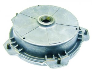 Rear aluminum drum for Ape 50 P-FL-MIX