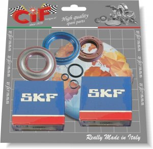Crankshaft overhaul kit for Ape 50 1st series