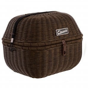 Basket storage trunk with bag included