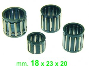 Piston pin roller cage 18x23x20 for Ape 175/220 MP-Car