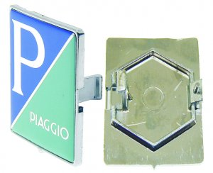 Rectangular interlocking shield for Ape 420/1200/1300 Calessino-Porter