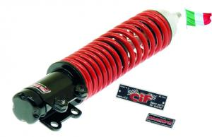 "Front shock absorber (""sport"" version)"