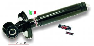 Front shock absorber for Ape 220 MP 501-MP P601-P601 V