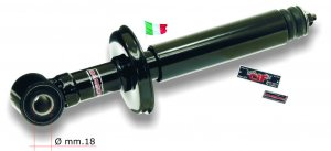 Front shock absorber for Ape 220 P2-P3