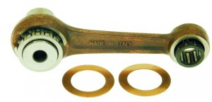 Complete connecting rod for Ape 50 TM