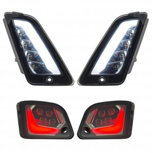 Sip performance LED front and rear indicators kit for Vespa 125/200/300 GTS-GT-GTS Super