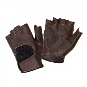 """SCHIAFFO"" glove in real goat leather"