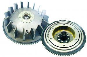 Flywheel fan for Ape 50 FL3 Europa-MIX 2T-RST