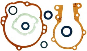 Engine gaskets and oil seals kit for Piaggio Ciao Bravo SI With Variator
