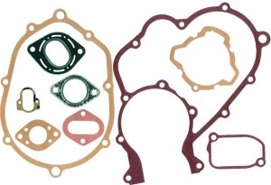 Engine gaskets kit for Ape 220 MP P501-P601