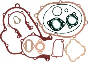 Engine gaskets kit for Ape car 220 - MP (with mixer)