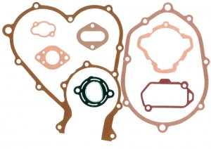 Engine gasket kit for Ape 220 TM602- TM603-MP-Car