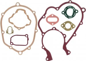 Engine gaskets kit for Ape car 220 P2-P3