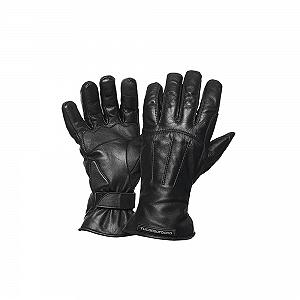 Softy touch leather gloves