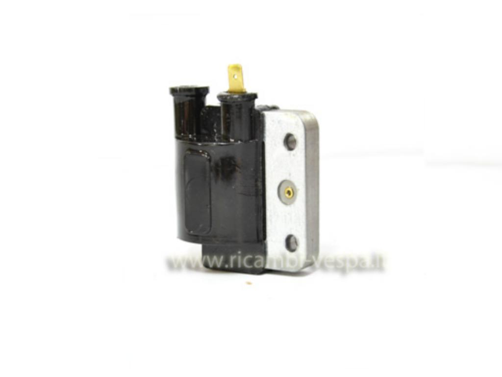 Black external high voltage coil for Vespa P 125 X VNX1T/Vespa P 150 X VLX1T