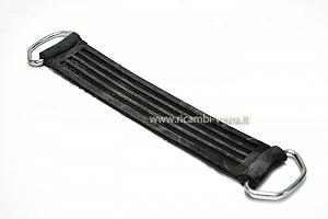 Elastic belt for battery hold