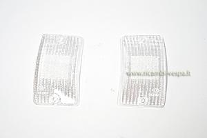 Plastic lens ( right and left)