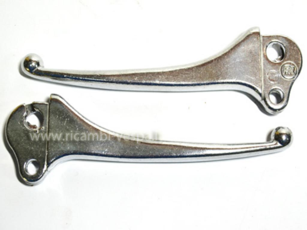 1 pair Levers for brake and clutch
