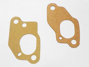 pair of gaskets (carburetor/cleaner, carter/cleaner)