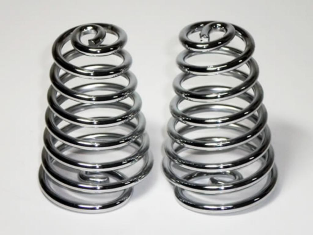 1 pair of springs/front seat