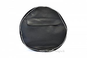 Spare black wheelcover (8 inches)