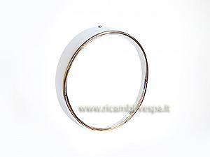 SIEM chrome-plated light frame