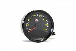 Digital speedometer and rev counter