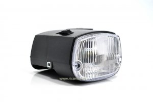 Complete headlamp