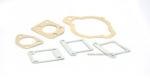 Pinasco thermal group gasket kit (160 cc) for Vespa low lighthouse 125/150 VM-VN-VL