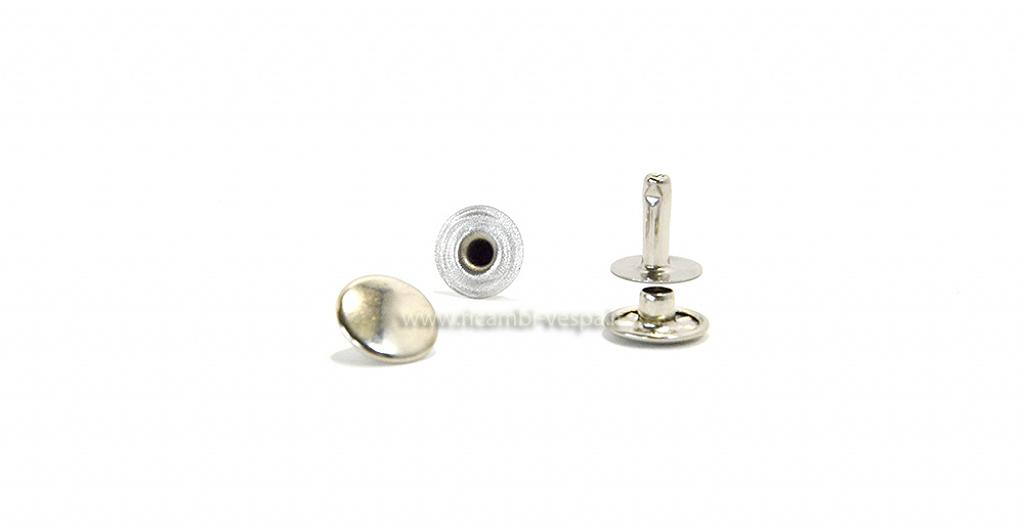Bonnet flange rivets (2pcs)