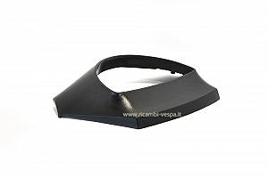 Black plastic top handlebar cover