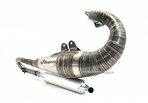 Pinasco Factory Big Bore RR-VTR exhaust with expansion chamber