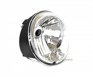 Headlamp unit withoud parking light