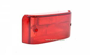 Complete rear lamp