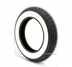 Shinko tyre with white stripe (3.00/10)