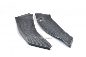 Right side rubber mat