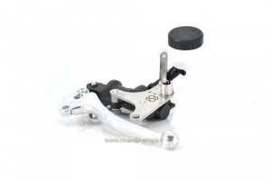 Crimaz disc brake pump assembly on the handlebar (without pump) for Vespa 50/90 SS