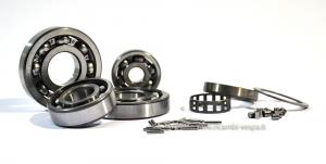 Complete bearing kit for Vespa 125 GT VNL2T - 150 Sprint VLB1T