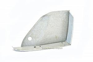 Left panel glove compartment metal sheet