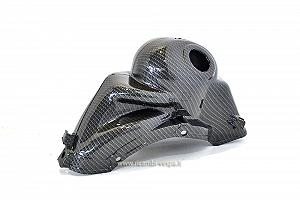 Carbon look cylinder cowl